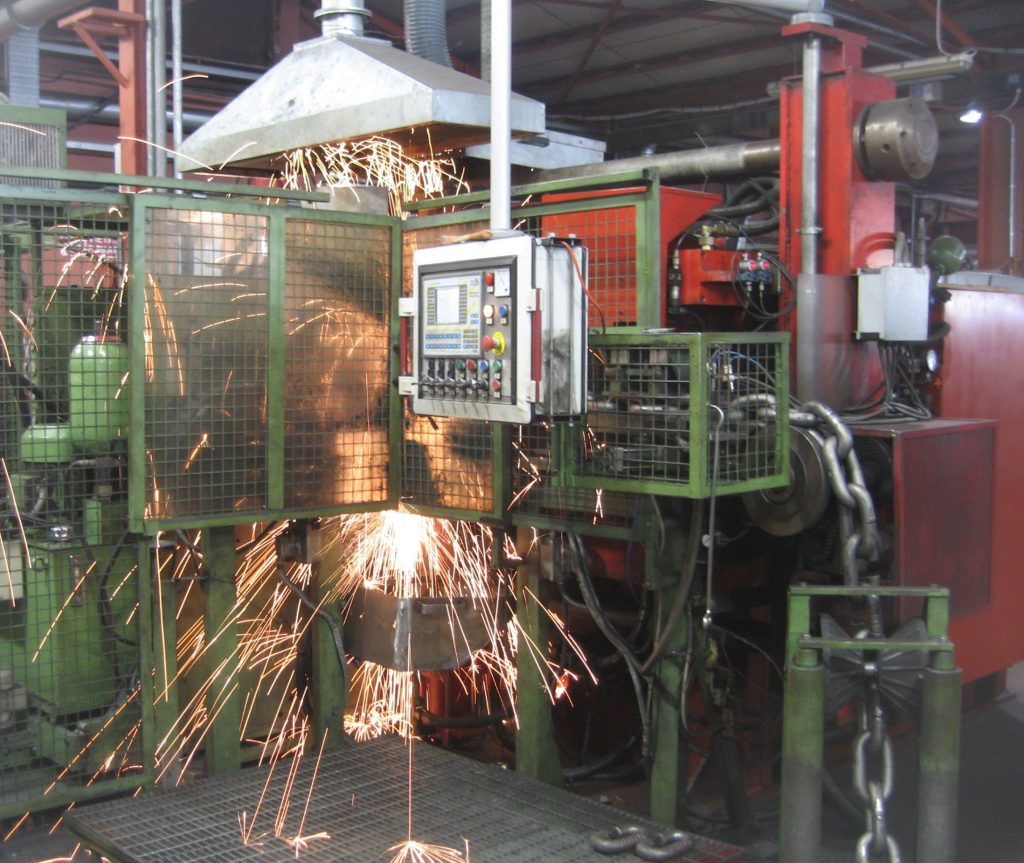 CICSA production of quality chains