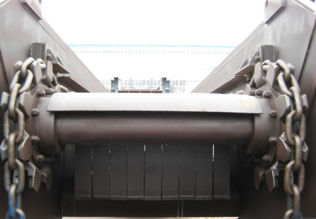 CICSA chains for submerged scraper conveyors