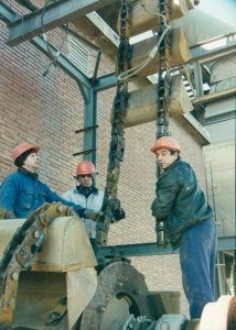CICSA elevator chains for DIN applications