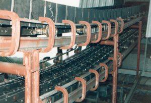 CICSA plate conveyor chains