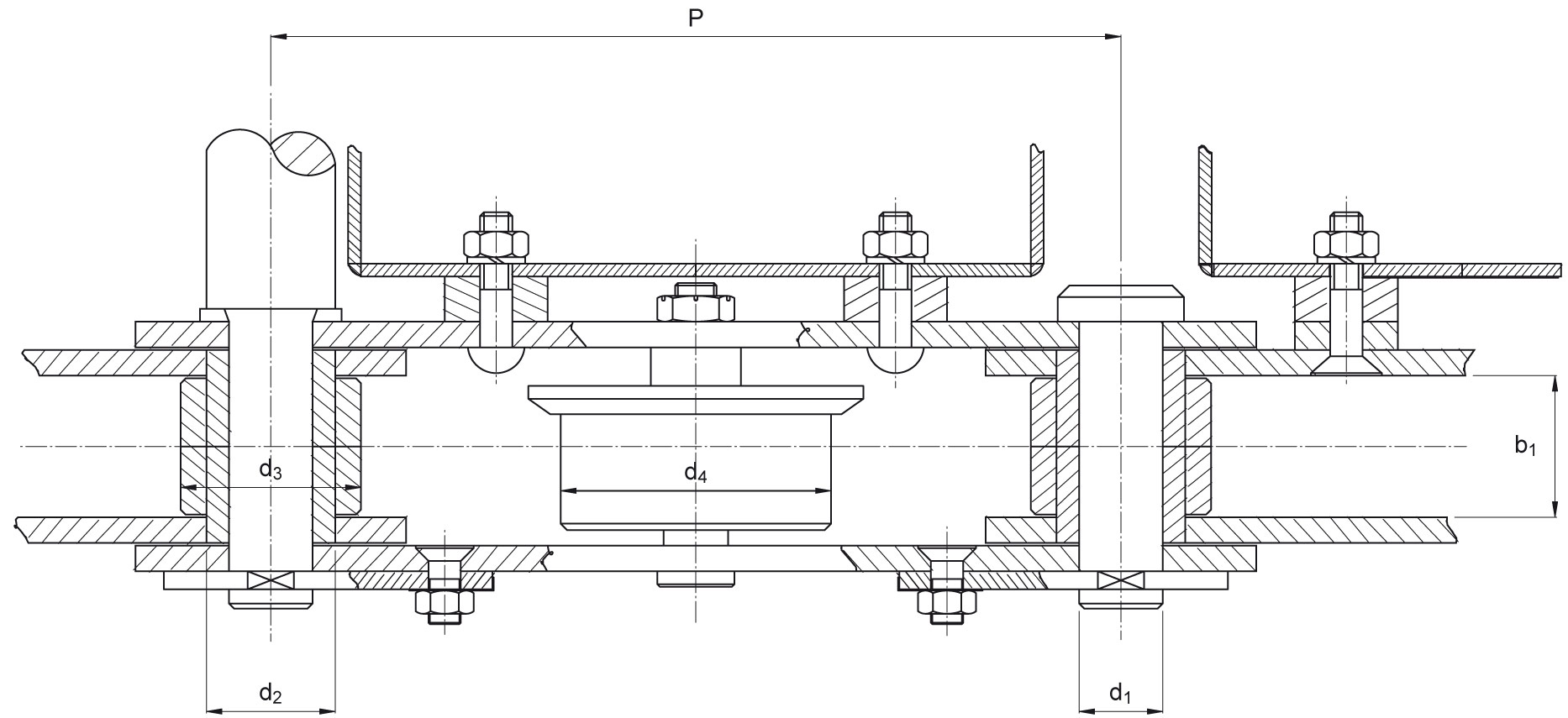 Elevator Roller Diagram Electrical Wiring Diagrams For Cicsa Chains Bucket Elevators Chain Systems