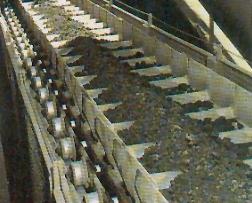 catene per trasportatori a piastre